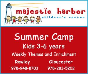 Preschool Kids Summer Program in Rowley and Gloucester Massachusetts