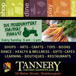 Tannery Market Place Newburport MA