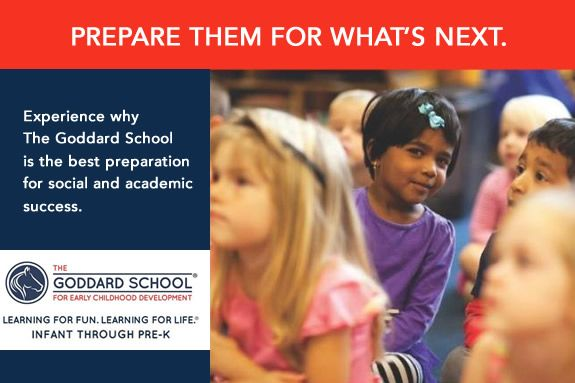 Goddard School Middleton MA. Childcare and education infant to preschool