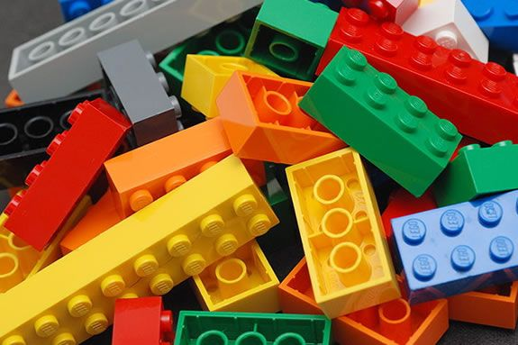 The G.A.R. Memorial Library Massachusetts Library's LEGO club is a drop-in family event