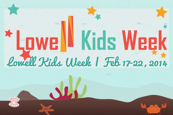 Visit Lowell MA. Lowell Kids Vacation Week