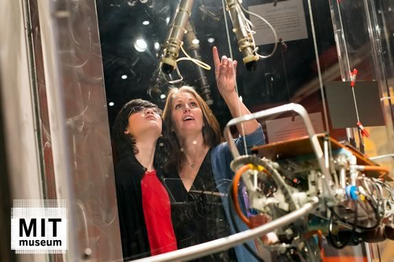 Kids will have a blast at the MIT Museum during February Vacation Feb Fest!