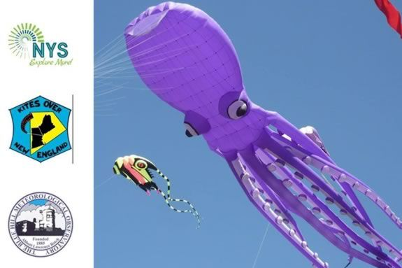 Come join the fun at the Winter Kite Festival at Maudslay State Park in Newburyport.
