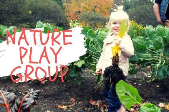 Toddlers are invited to come play and discover nature at the Stevens-Coolidge Estate in North Andover!