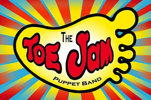 Toe Jam Puppet Band at the TOHP Library in Essex Massachusetts!
