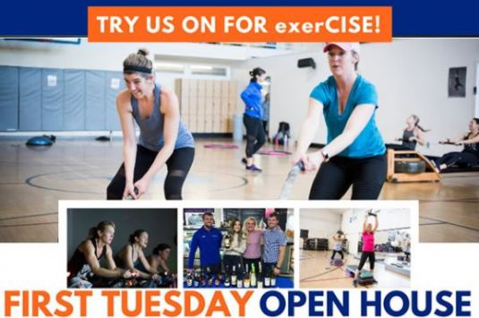 Manchester Athletic Club Open House