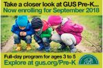 Preschool, Pre-K at Glen Urquhart School in Beverly MA
